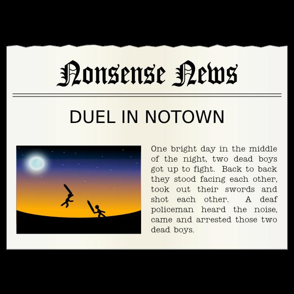 Nonsense News