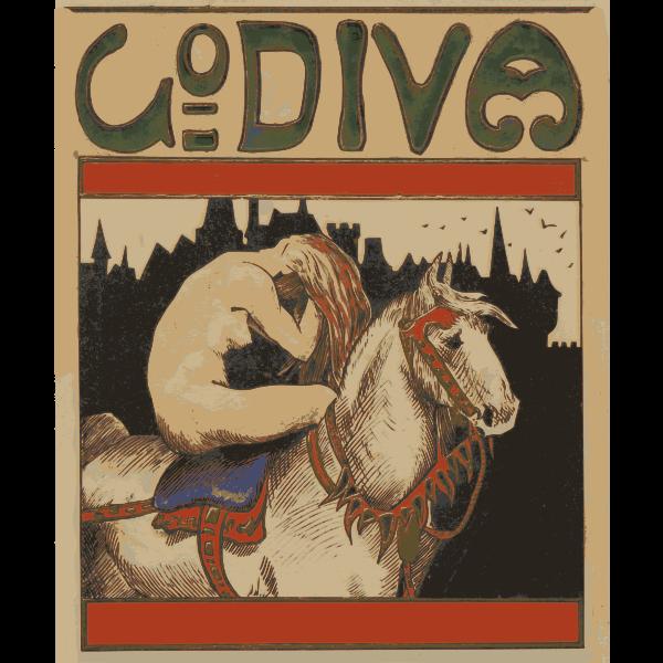 Lady Godiva poster