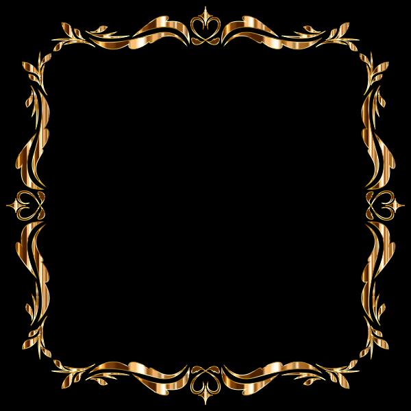 LeandroSciolas Vintage Frame Derivative Gold