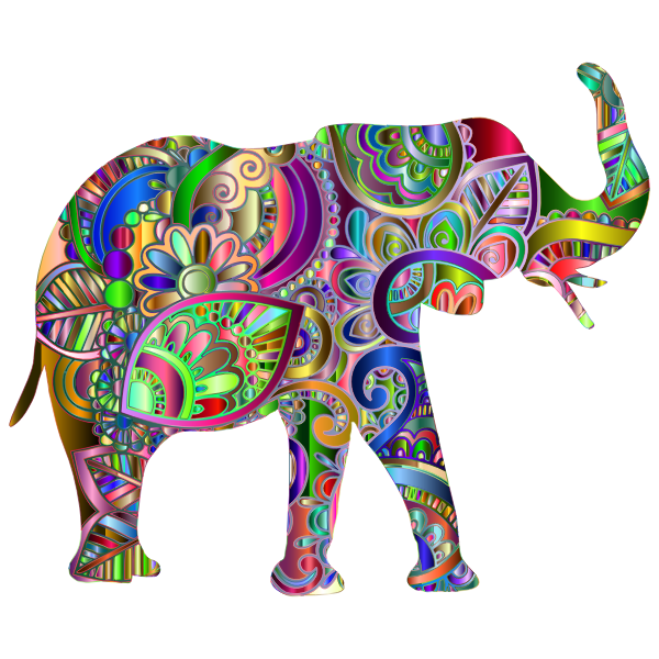 Florida Elephant Prismatic 6