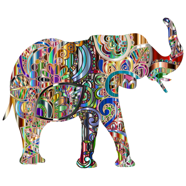 Florida Elephant Prismatic 7
