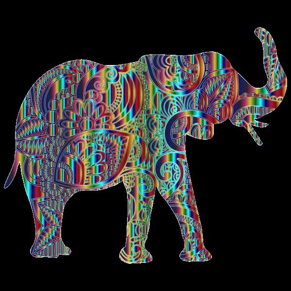 Florida Elephant Prismatic 14