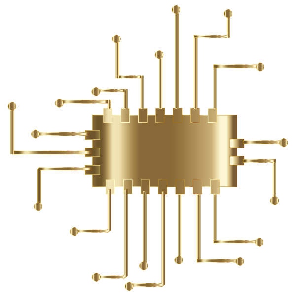 Golden Chip No BG