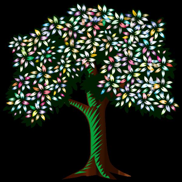 Prismatic Dense Tree 2
