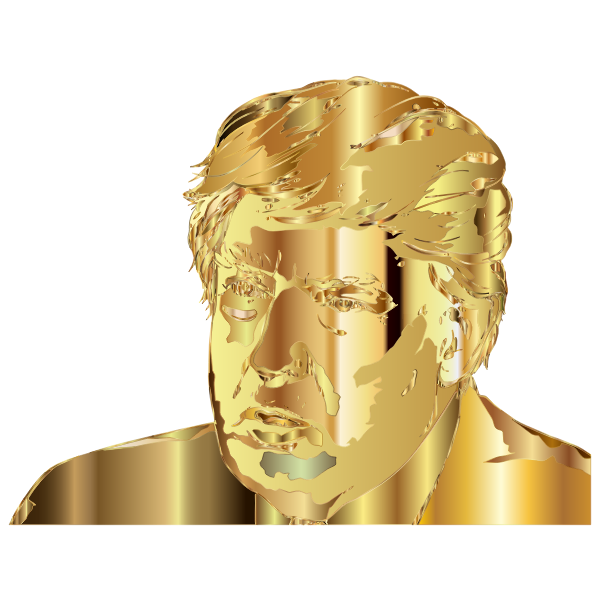 Donald Trump Portrait 3 Surreal 5