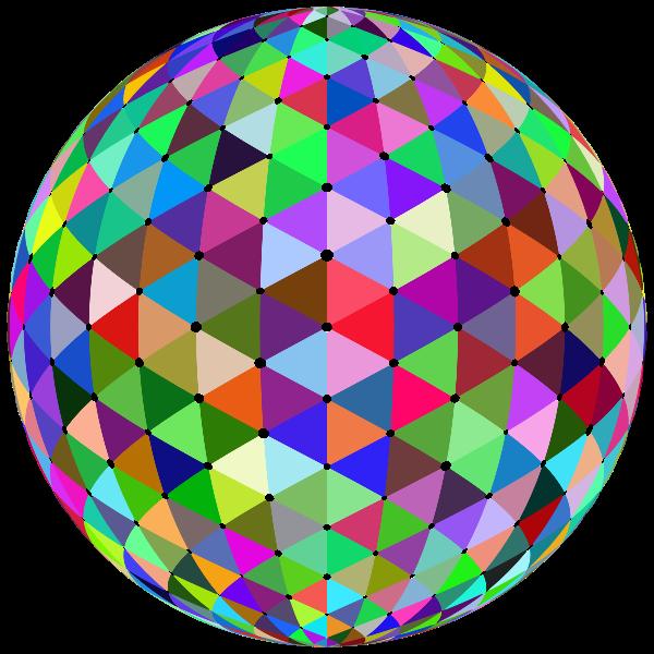 Prismatic Network Orb