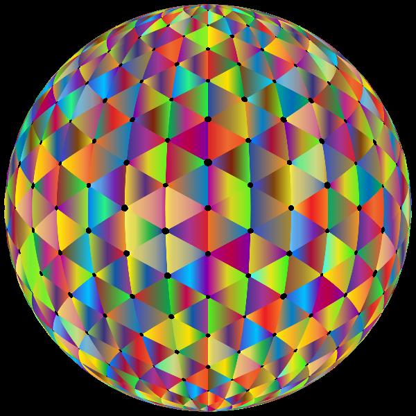 Prismatic Network Orb 2