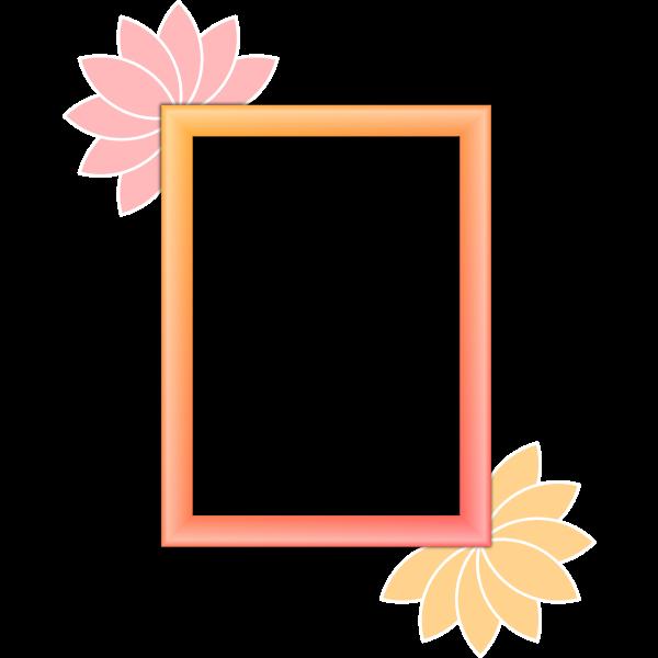 Rectangular frame 18 (version 2)
