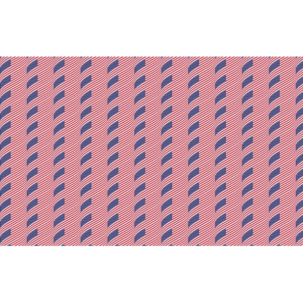 American Flag Pattern Background