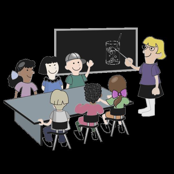 Kids Classroom colour