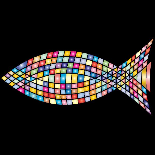 Tiled Fish Prismatic