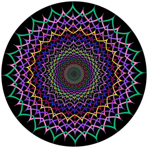Abstract Vortex 79 Prismatic