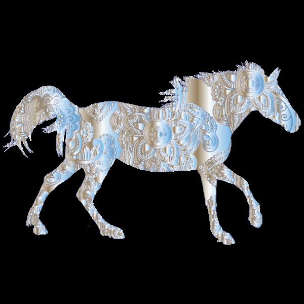 Decorated Horse Chromatic 2