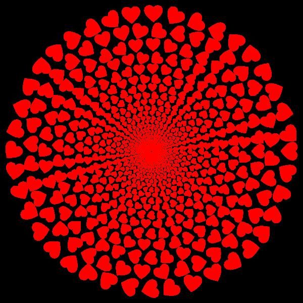Hearts Vortex Type II