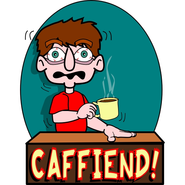 Caffiend!