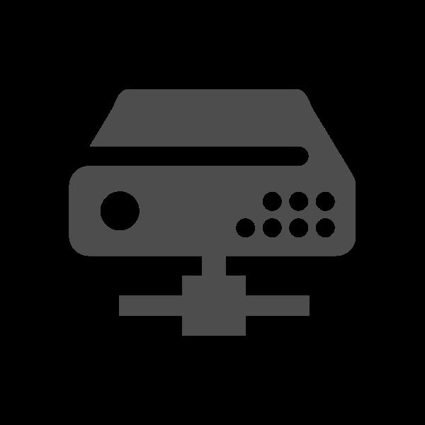 Network drive icon