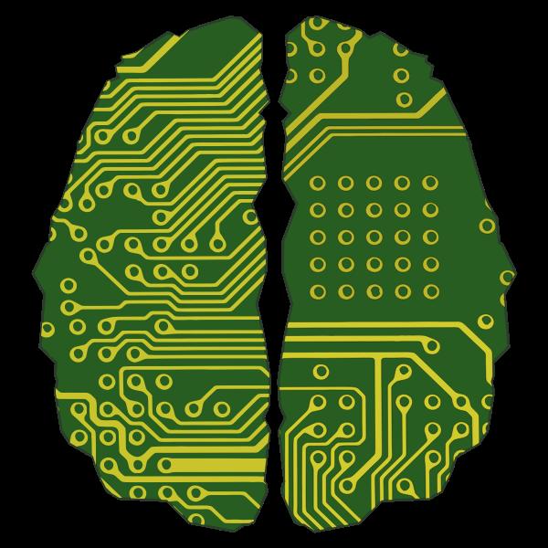 Cybernetic Brain - Circuit Colour