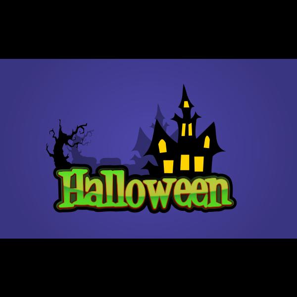 Halloween Logo - remix