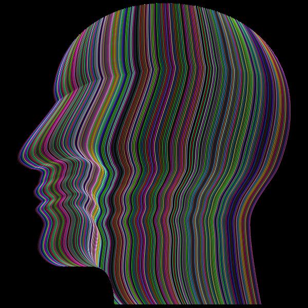 Man Head Design