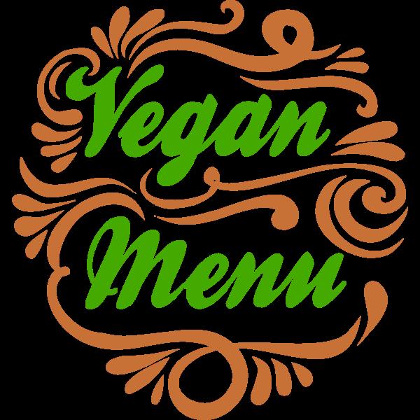 Isolated Vegan Icons 3