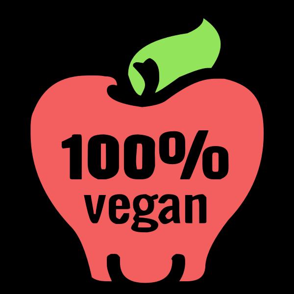 Isolated Vegan Icons 4