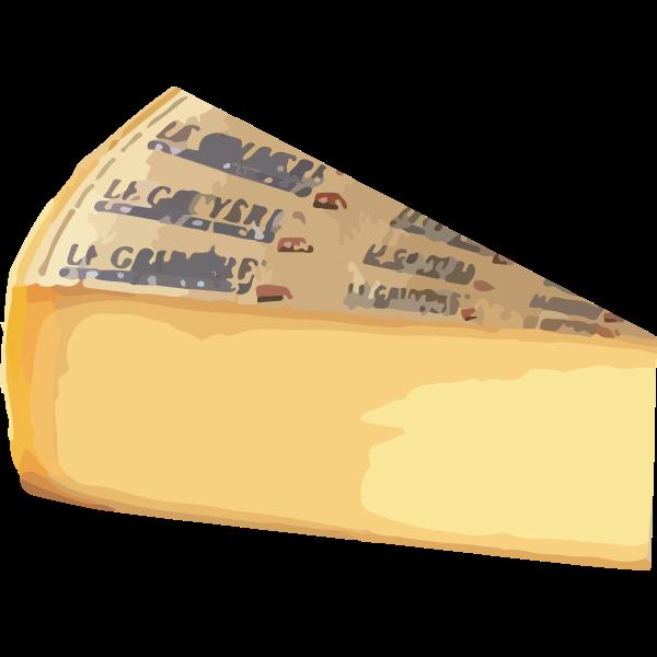swiss gruyere cheese - swiss food