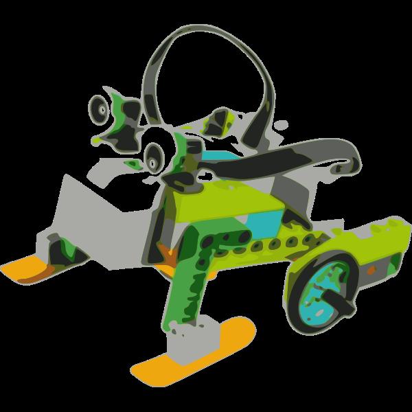 Lego WeDo robot