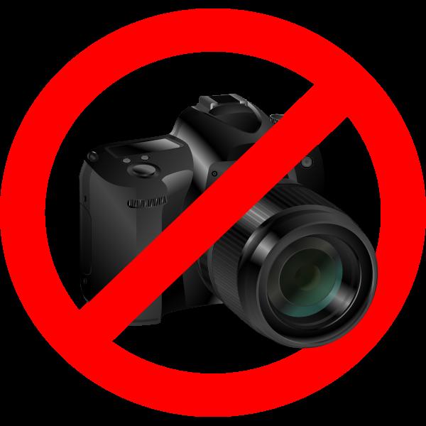 Camera no filters