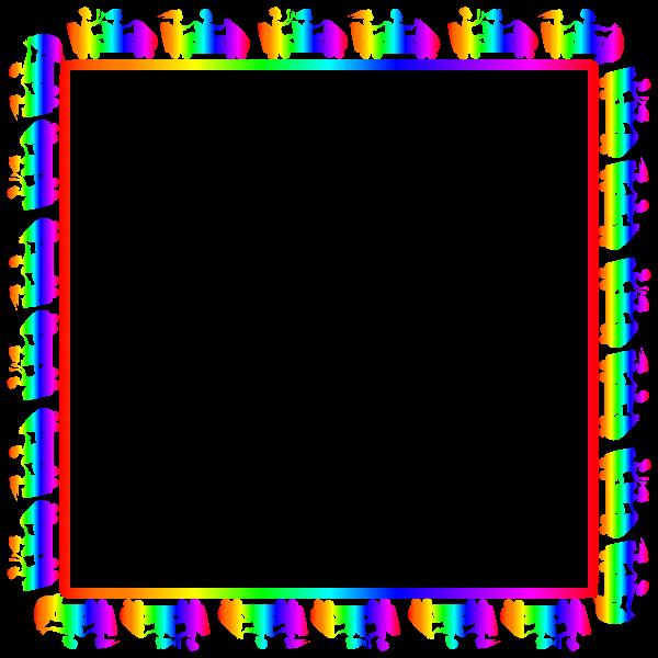 Roller Coaster Frame 2 Spectrum