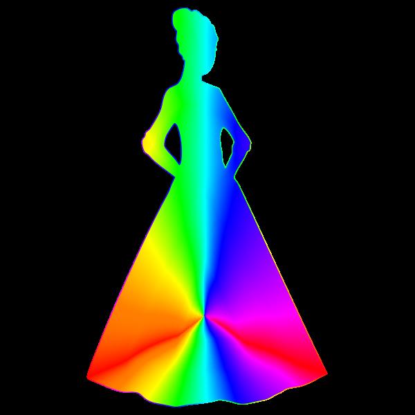 Princess Silhouette Spectrum