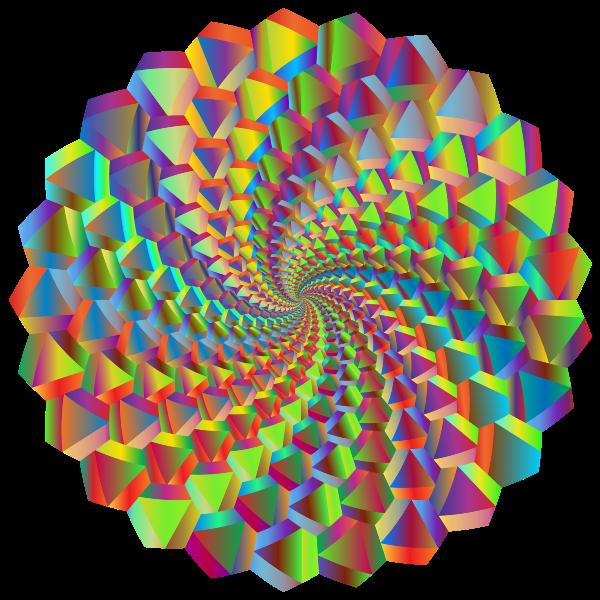 Geometric Maelstrom Polyprismatic