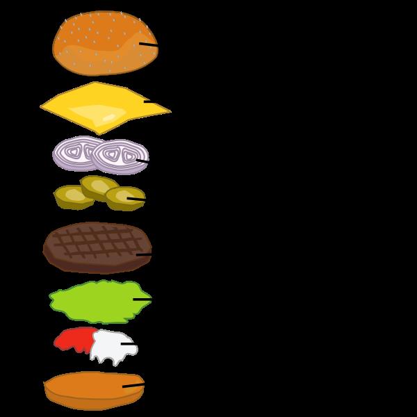 Explained Hamburger