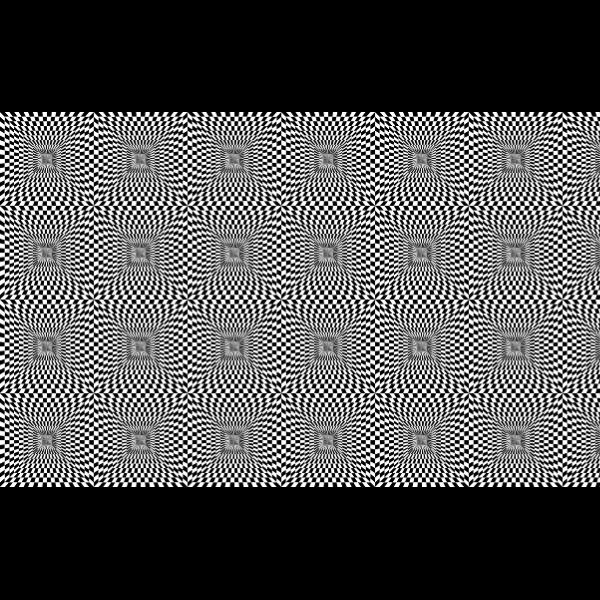 Tessellation Like Checkerboard Pattern