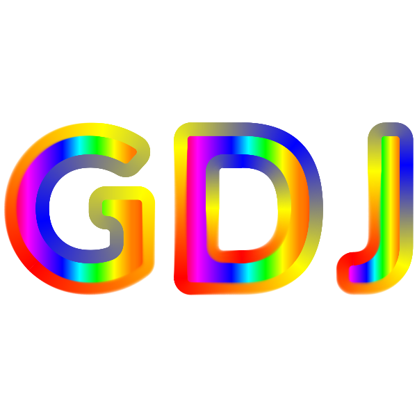 GDJ Spectrum Typography
