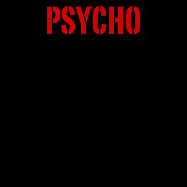 Psycho poster