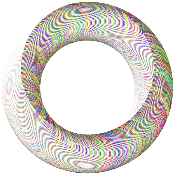 Polyprismatic Circular Frame