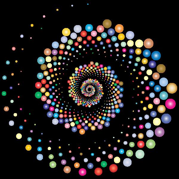Circles Whirlpool Prismatic