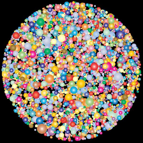 Circle Dots Prismatic Type II