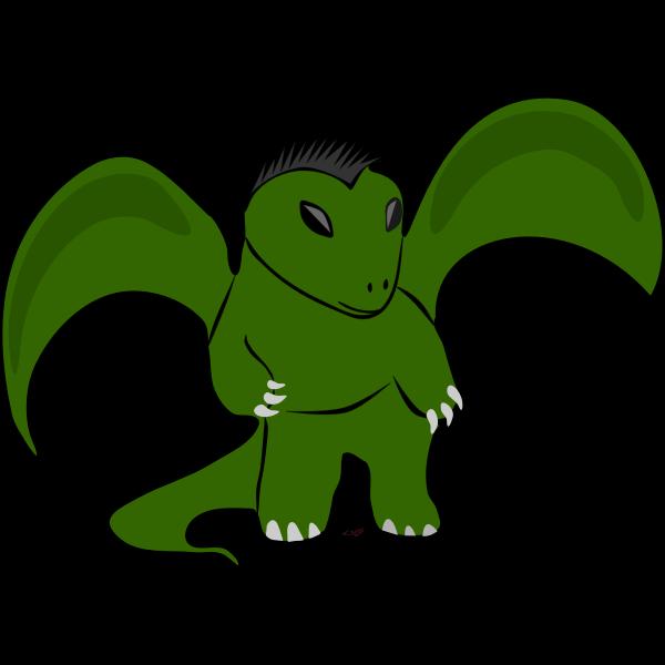 Teen Dragon