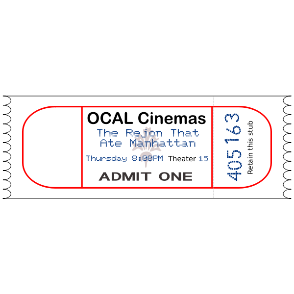 Movie Ticket (re-remix)