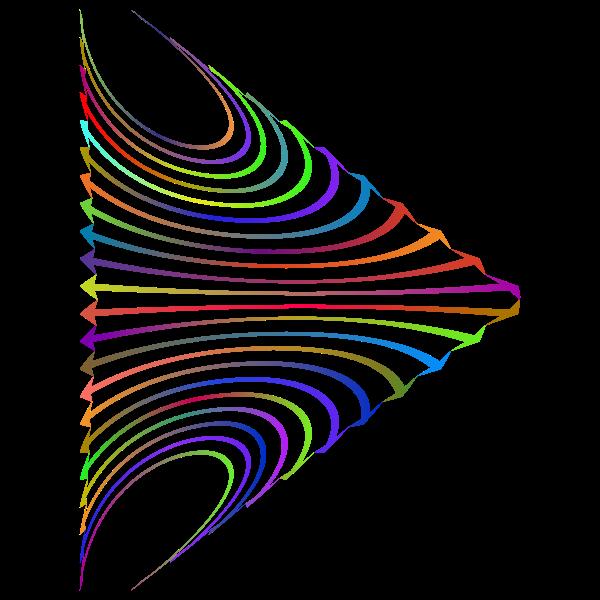 Arrows Perspective Design 2 Polyprismatic