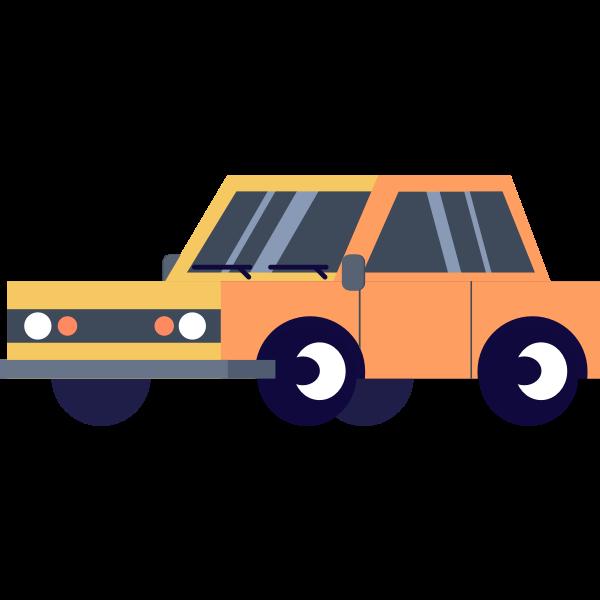 Car Flat