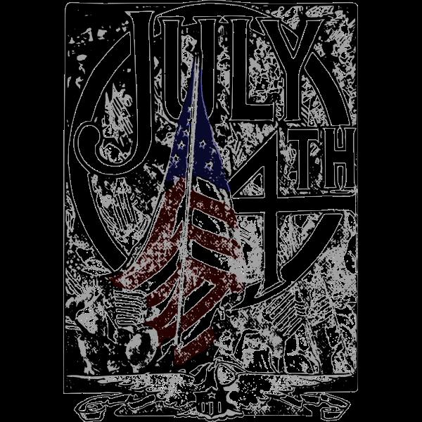 July 4th Logo