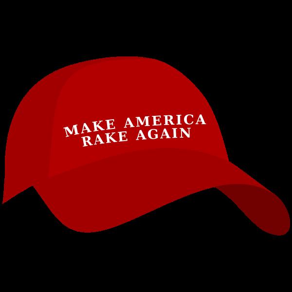 Make America Rake Again