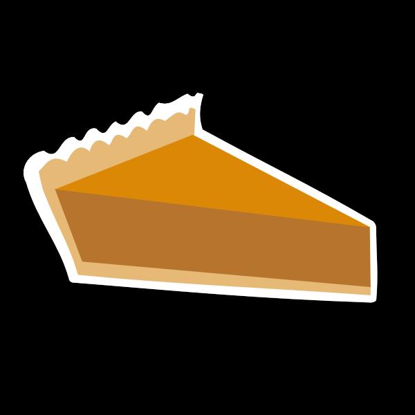Pumpkin Pie Sticker