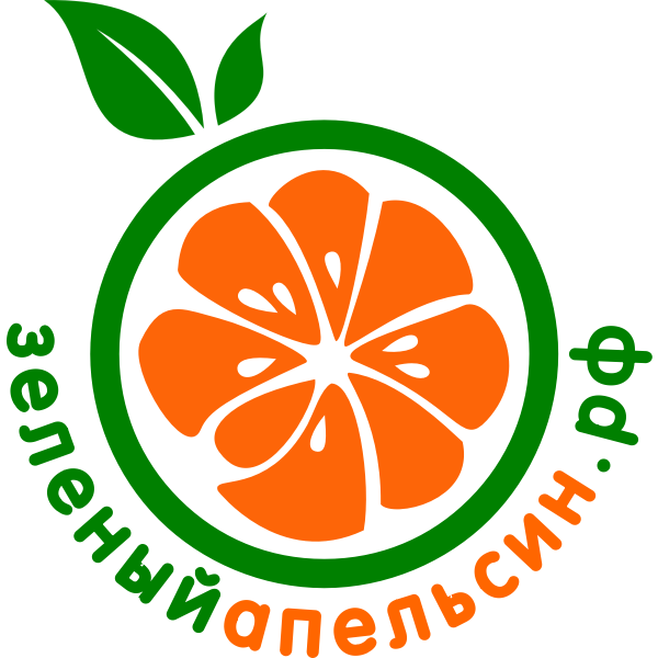 Green Orange ecomarket logo