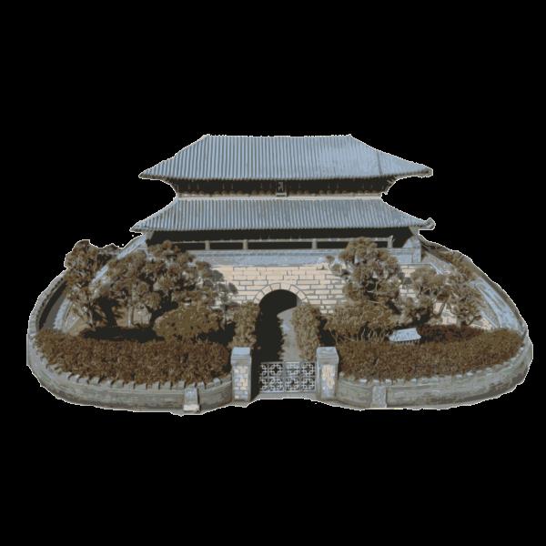 Namdaemun Gate in Seoul