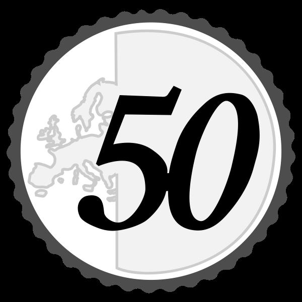 simple 50 euro cent