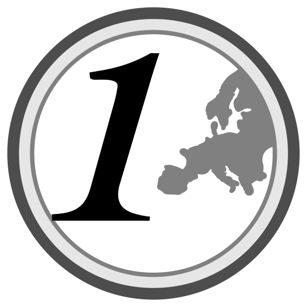 simple 1 euro