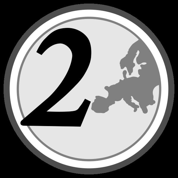 simple 2 euro
